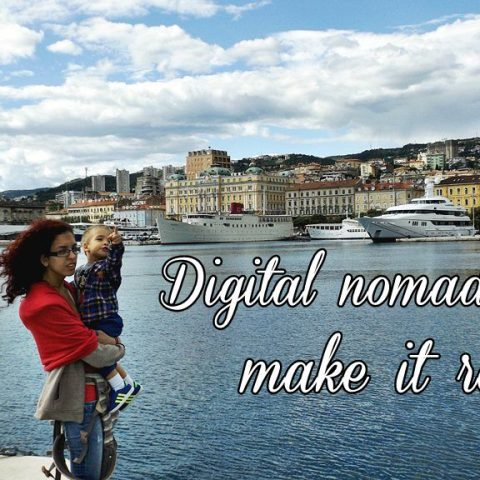 Digital Nomads with Kids: Is that Even Possible?