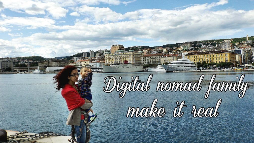 Photo of Digital Nomads with Kids: Is that Even Possible?