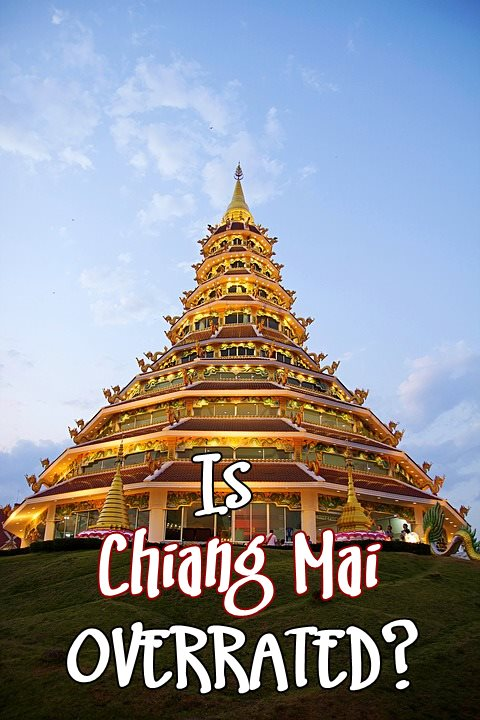 Chiang Mai - Overrated for Digital Nomads